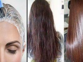 Эта Невероятная Смесь Вернет К Жизни Ваши Поврежденные Волосы, Даже Окрашенные